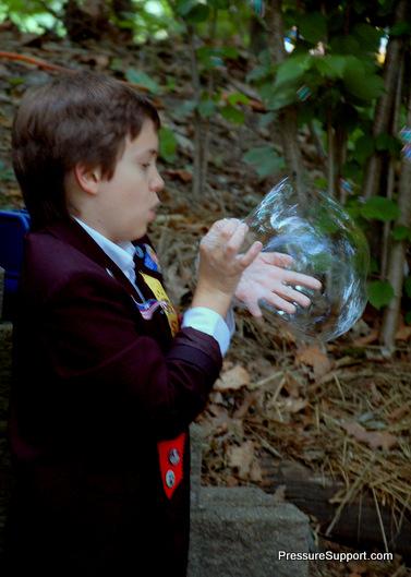 DreamNight in Bubbles