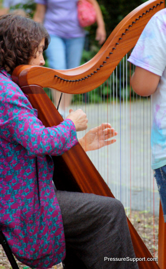 DreamNight Harpist