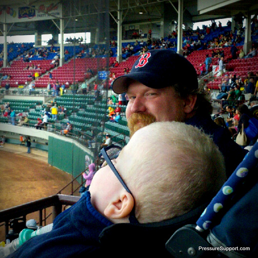 Me and The Boy at McCoy